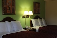 Deluxe Double Room, 2 Double Beds, Private Bathroom