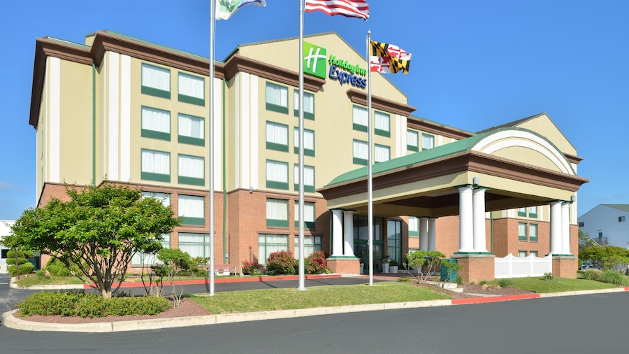Holiday Inn Express Hotel & Suites Ocean City, an IHG Hotel