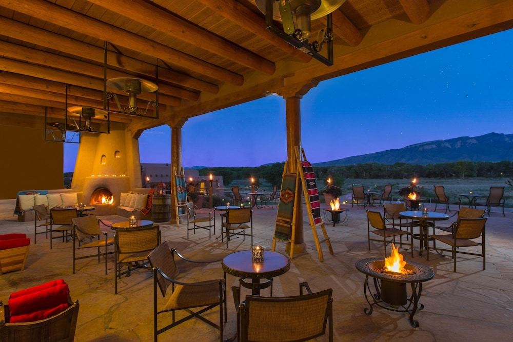 Outdoor Dining, Hyatt Regency Tamaya Resort & Spa
