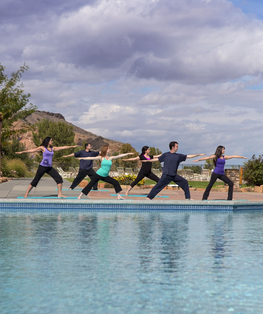 Yoga, Hyatt Regency Tamaya Resort & Spa