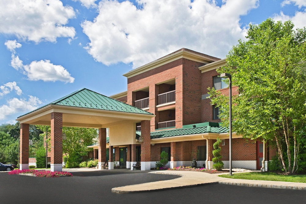 Exterior, Courtyard by Marriott Parsippany