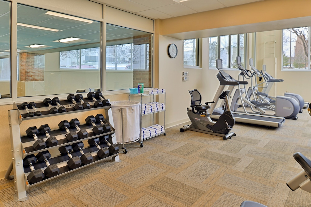 Fitness Facility, Holiday Inn Hotel & Suites Overland Park - Convention Center