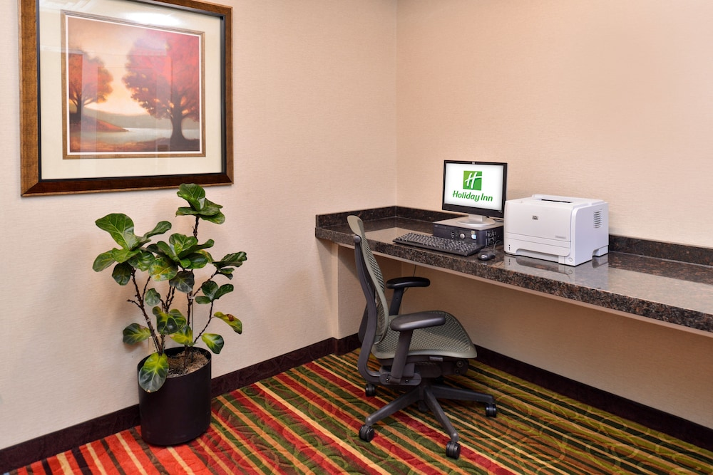 Business Center, Holiday Inn Hotel & Suites Overland Park - Convention Center