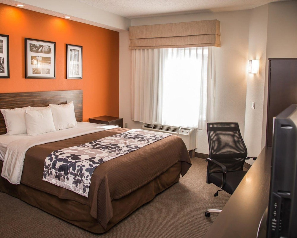 Room, Sleep Inn & Suites at Concord Mills