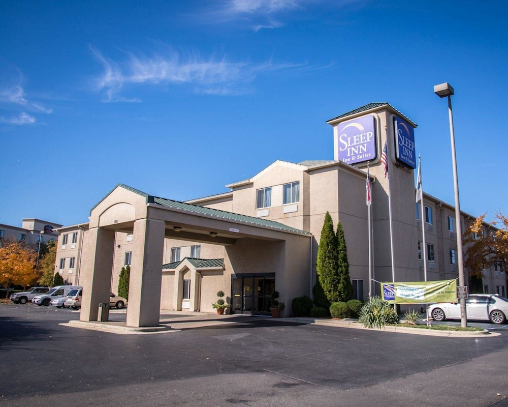 Exterior, Sleep Inn & Suites at Concord Mills