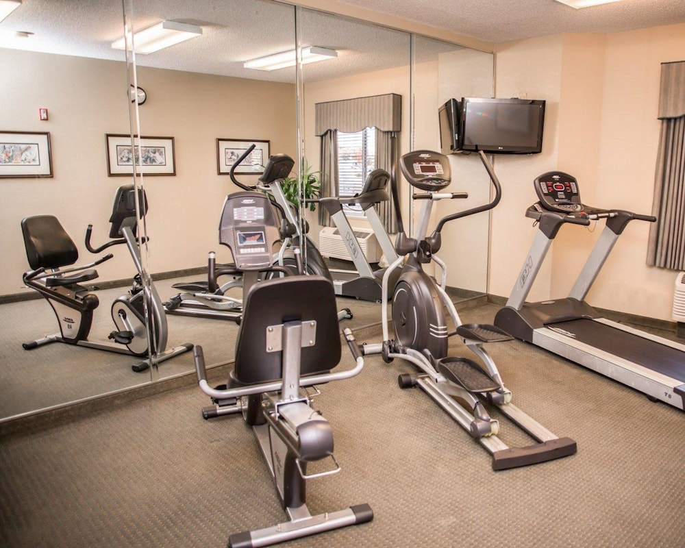 Fitness Facility, Sleep Inn & Suites at Concord Mills