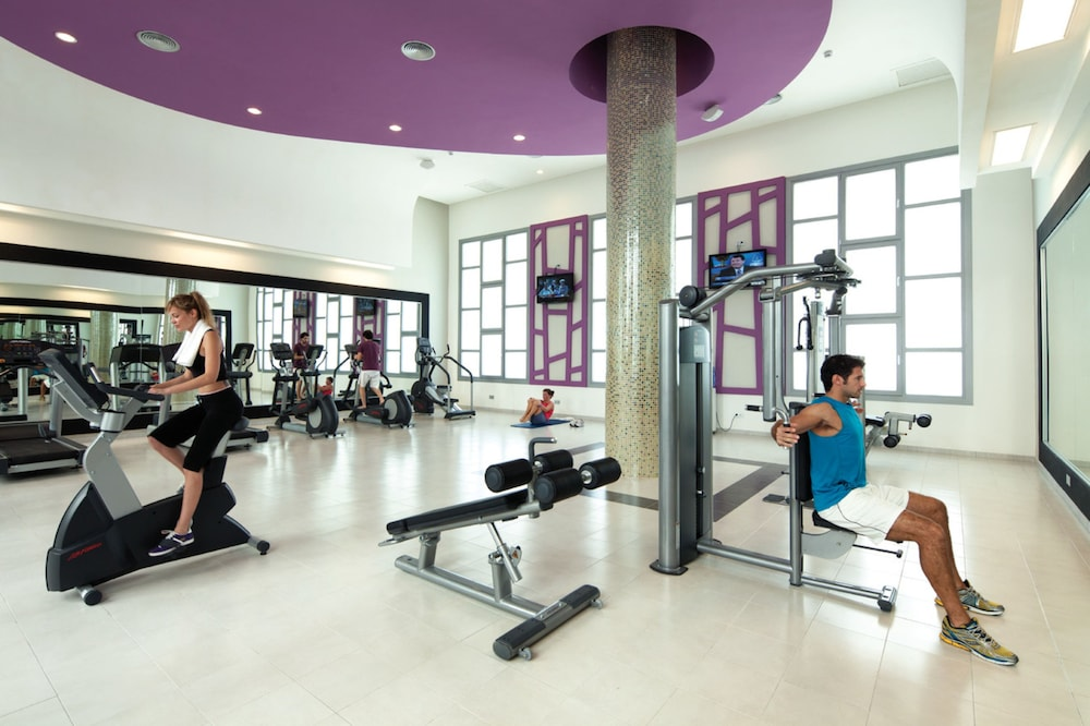 Gym, Riu Palace Macao – Adults Only All Inclusive