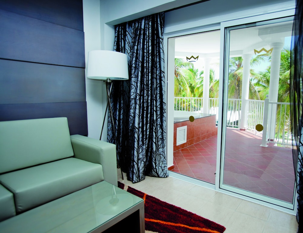 Balcony, Riu Palace Macao – Adults Only All Inclusive