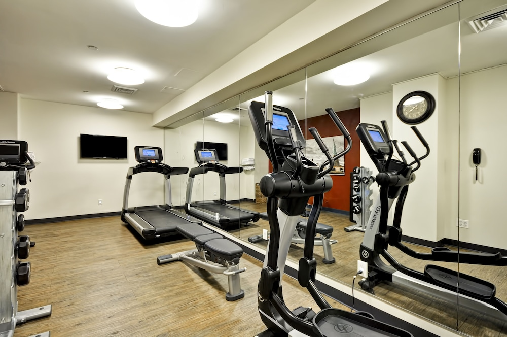 Fitness Facility, Dylan Hotel NYC