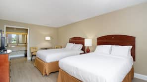 Individually furnished, free WiFi, linens