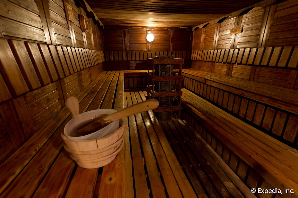 Sauna, Waterfront Airport Hotel & Casino