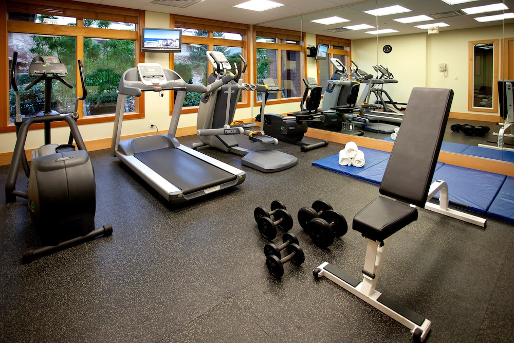 Fitness Studio, Willows Lodge