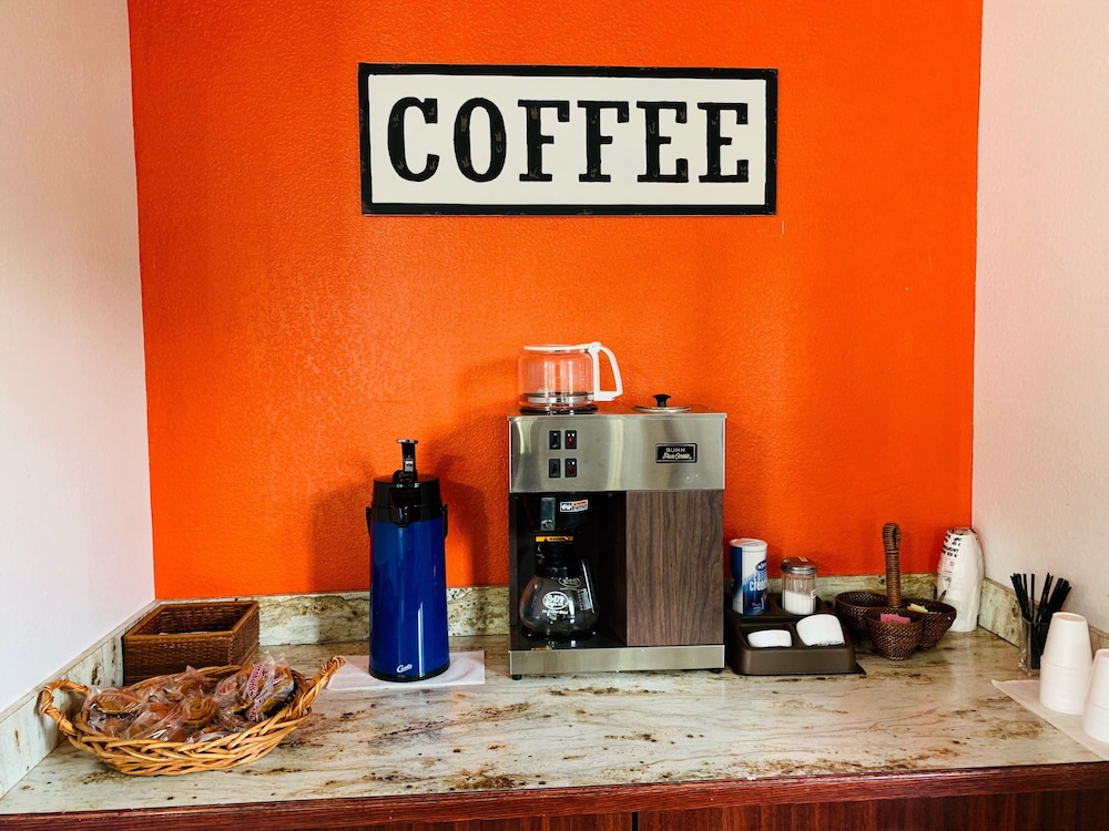 Coffee and/or Coffee Maker, Value Lodge