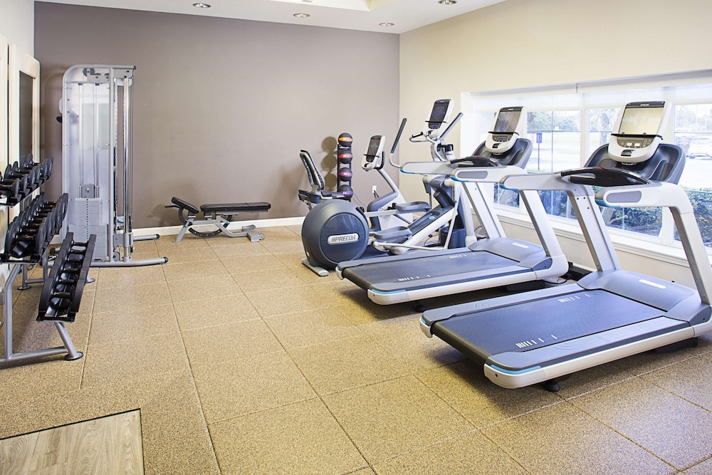 Fitness Facility, Embassy Suites Hotel Destin Miramar Beach