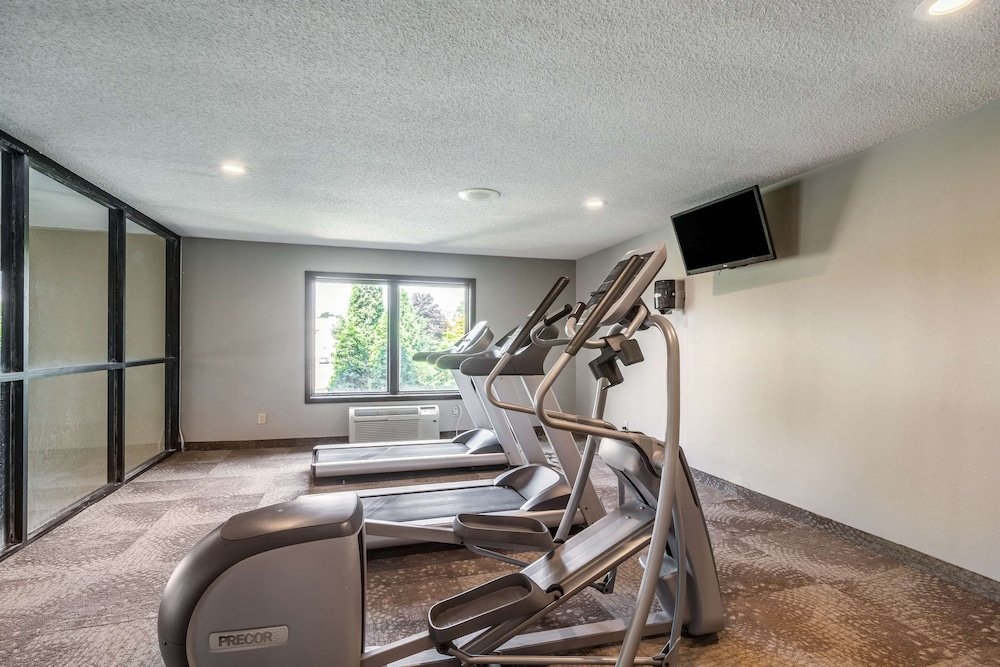 Fitness Facility, Riverview Inn & Suites, Ascend Hotel Collection