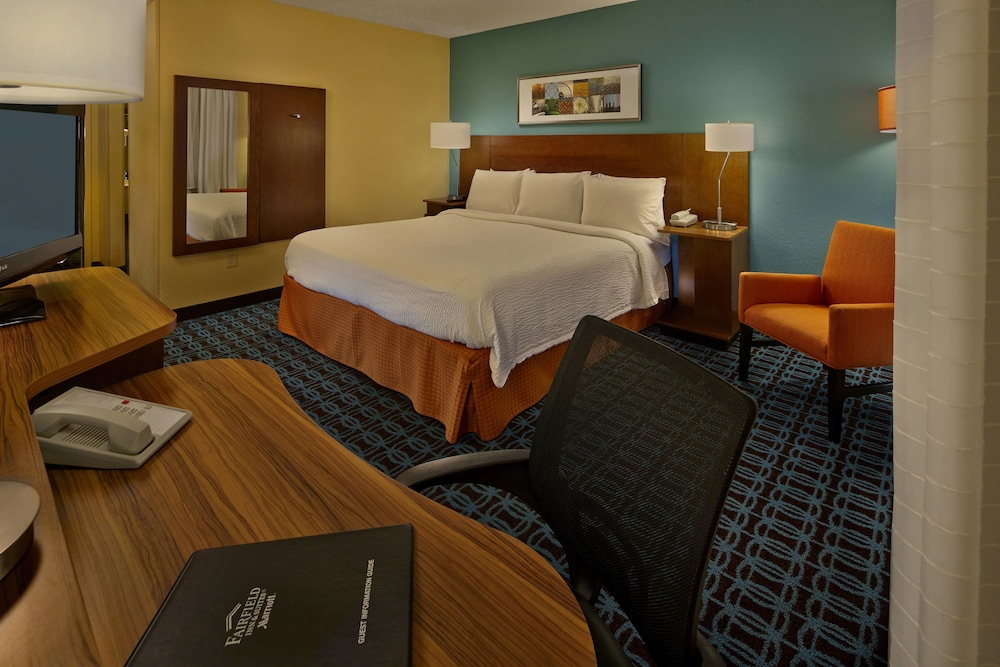Room, Fairfield Inn And Suites By Marriott Boca Raton