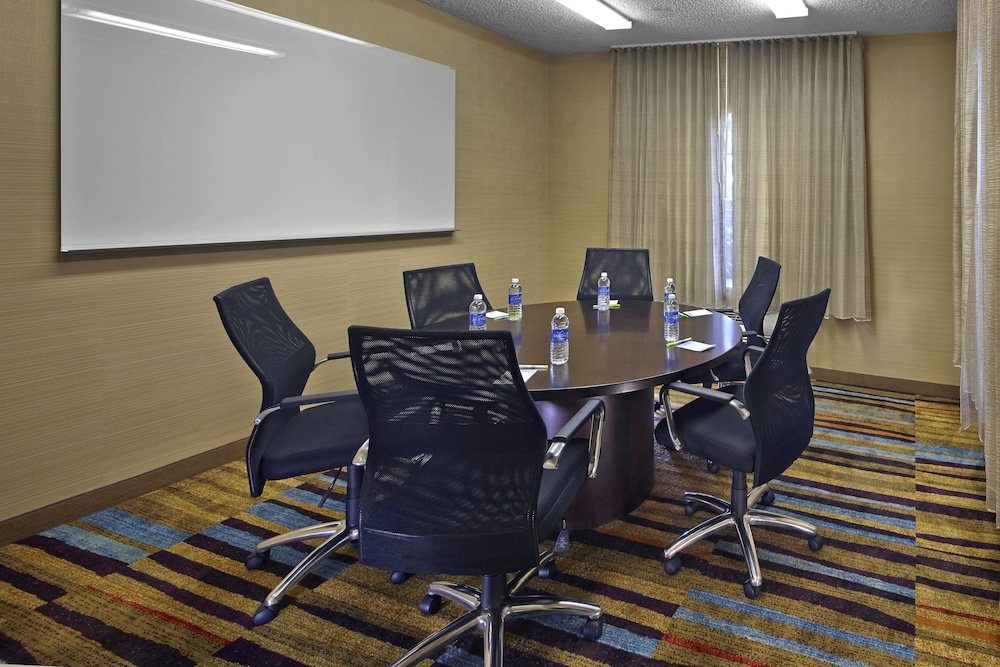 Meeting Facility, Fairfield Inn And Suites By Marriott Boca Raton