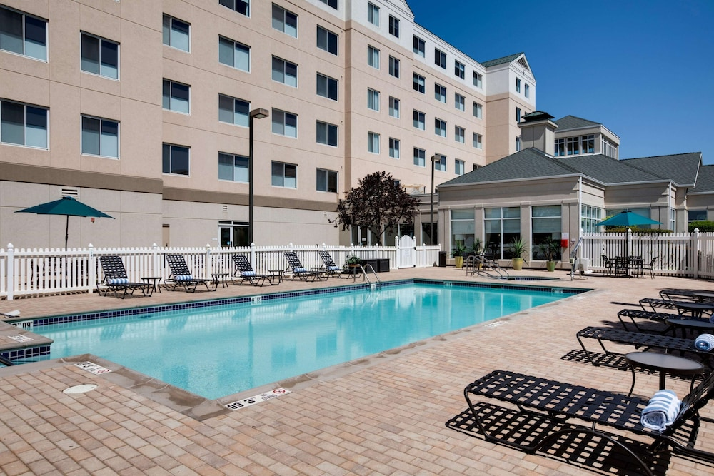 Pool, Hilton Garden Inn Oklahoma City Airport