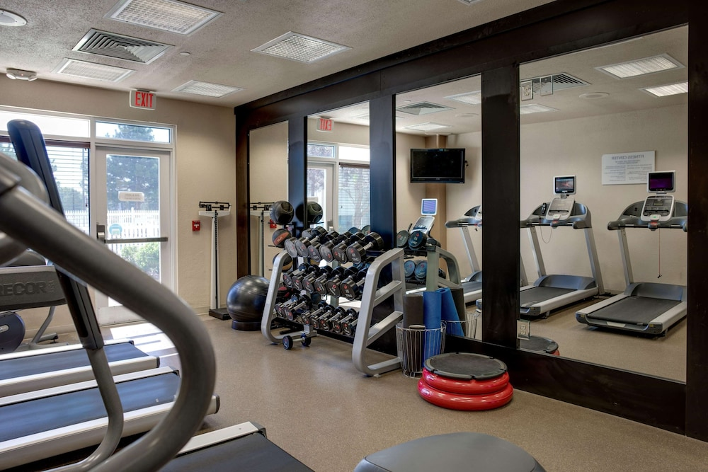 Fitness Facility, Hilton Garden Inn Oklahoma City Airport