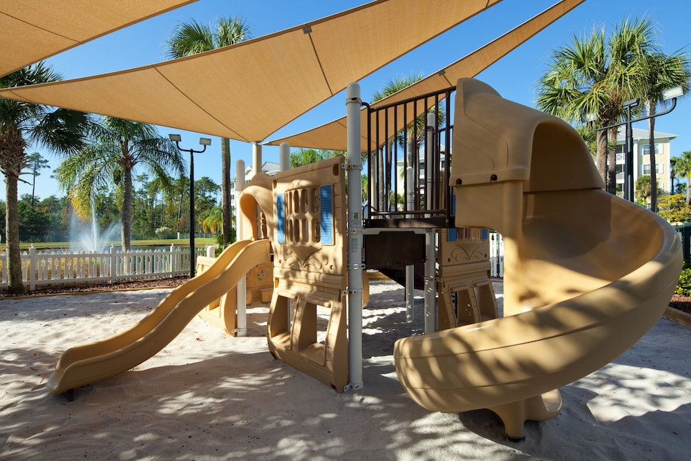 Children's Play Area - Outdoor, Sheraton Vistana Villages Resort Villas, I-Drive/Orlando