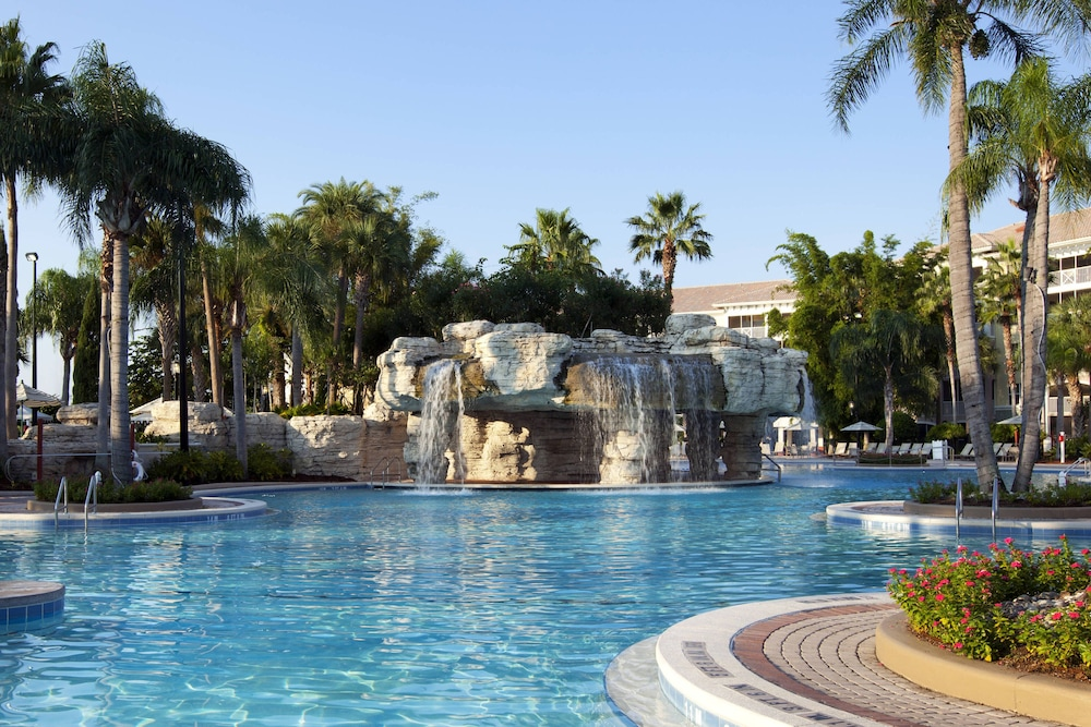 Outdoor Pool, Sheraton Vistana Villages Resort Villas, I-Drive/Orlando