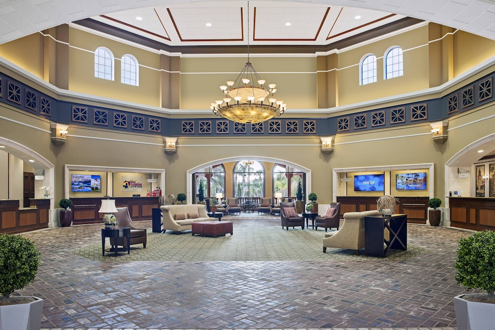 Lobby, Sheraton Vistana Villages Resort Villas, I-Drive/Orlando