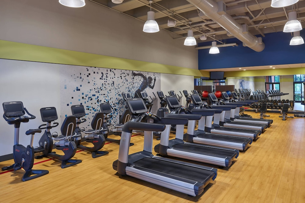 Fitness Facility, Sheraton Vistana Villages Resort Villas, I-Drive/Orlando