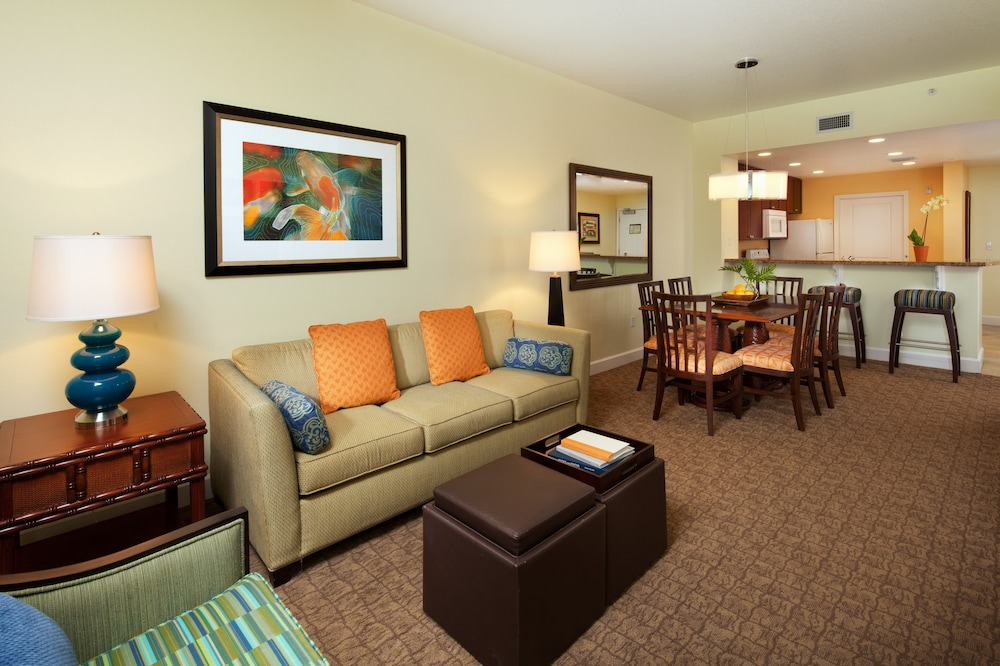 Living Area, Sheraton Vistana Villages Resort Villas, I-Drive/Orlando