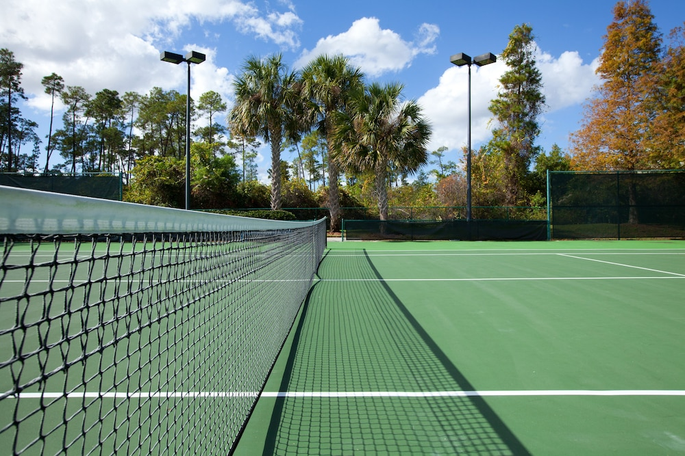 Tennis Court, Sheraton Vistana Villages Resort Villas, I-Drive/Orlando