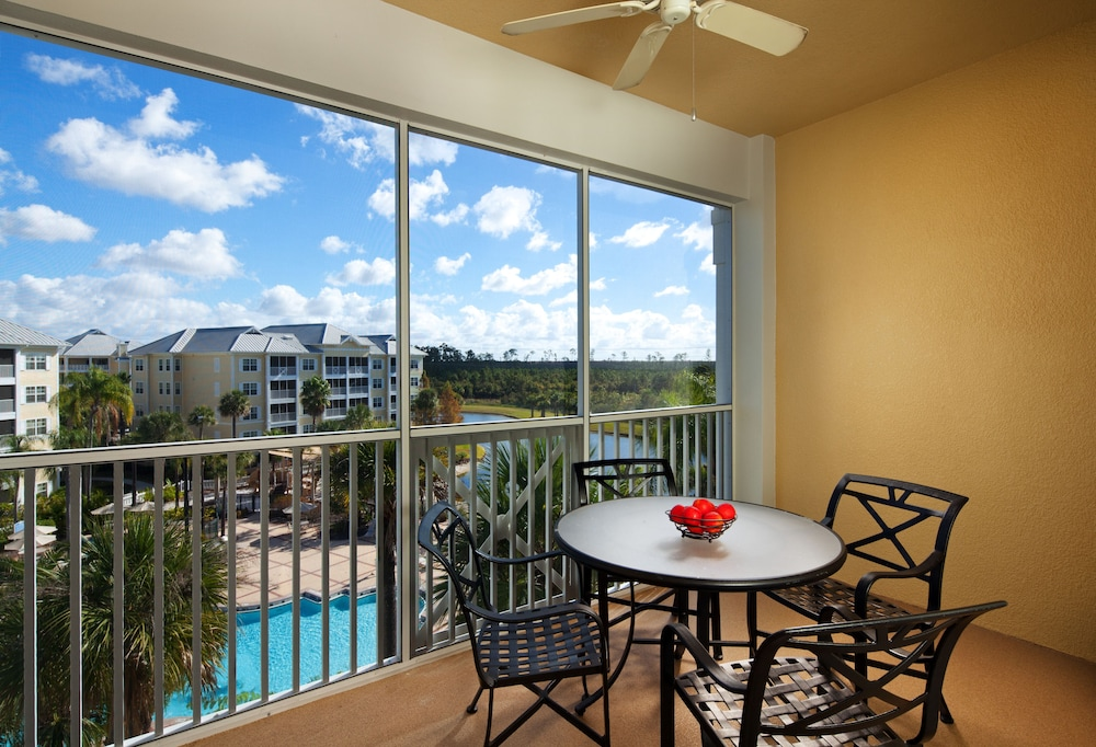 Terrace/Patio, Sheraton Vistana Villages Resort Villas, I-Drive/Orlando