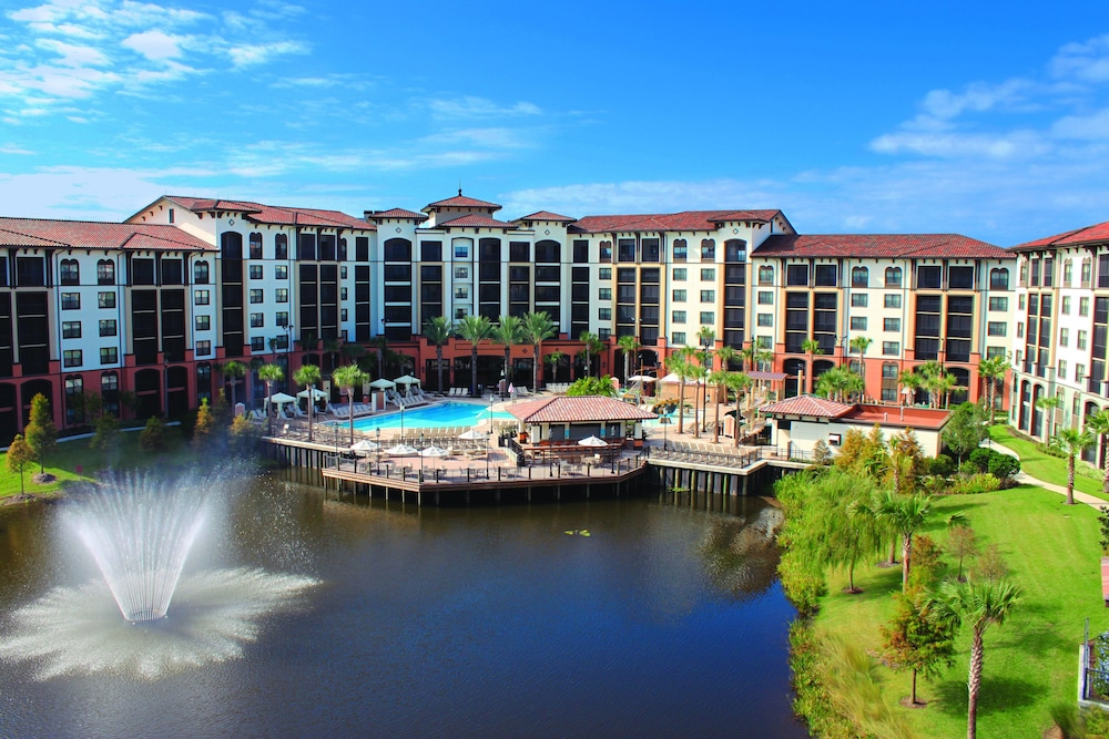 Property Grounds, Sheraton Vistana Villages Resort Villas, I-Drive/Orlando