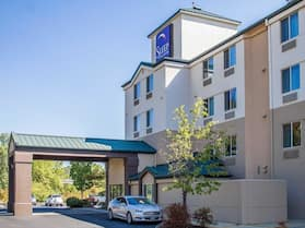 Sleep Inn & Suites Roseburg North Near Medical Center