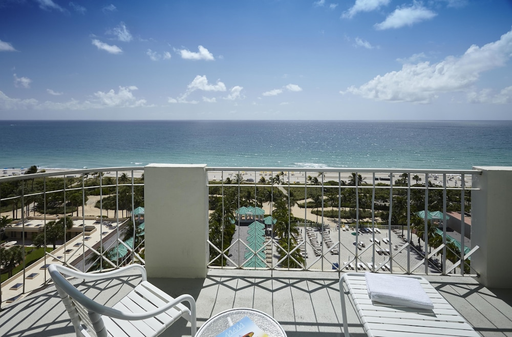Sea View Hotel Bal Harbour On The Ocean In Miami Fl