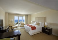 Partial Oceanview No Balcony, 2 Double Beds