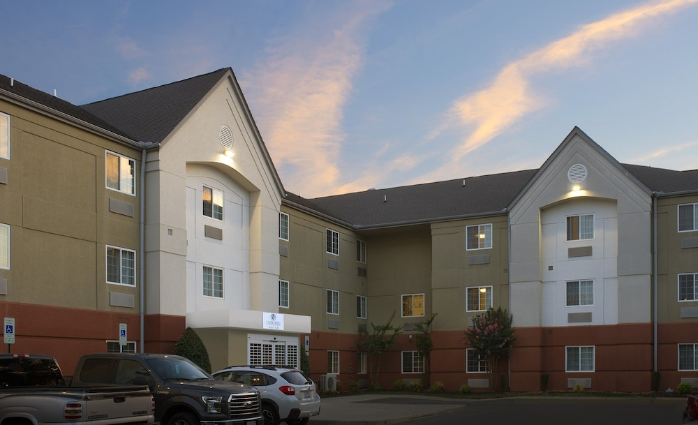 Exterior, Candlewood Suites Richmond-South