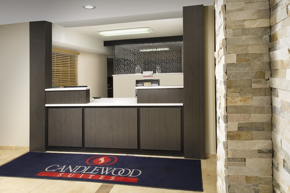 Lobby, Candlewood Suites Richmond-South