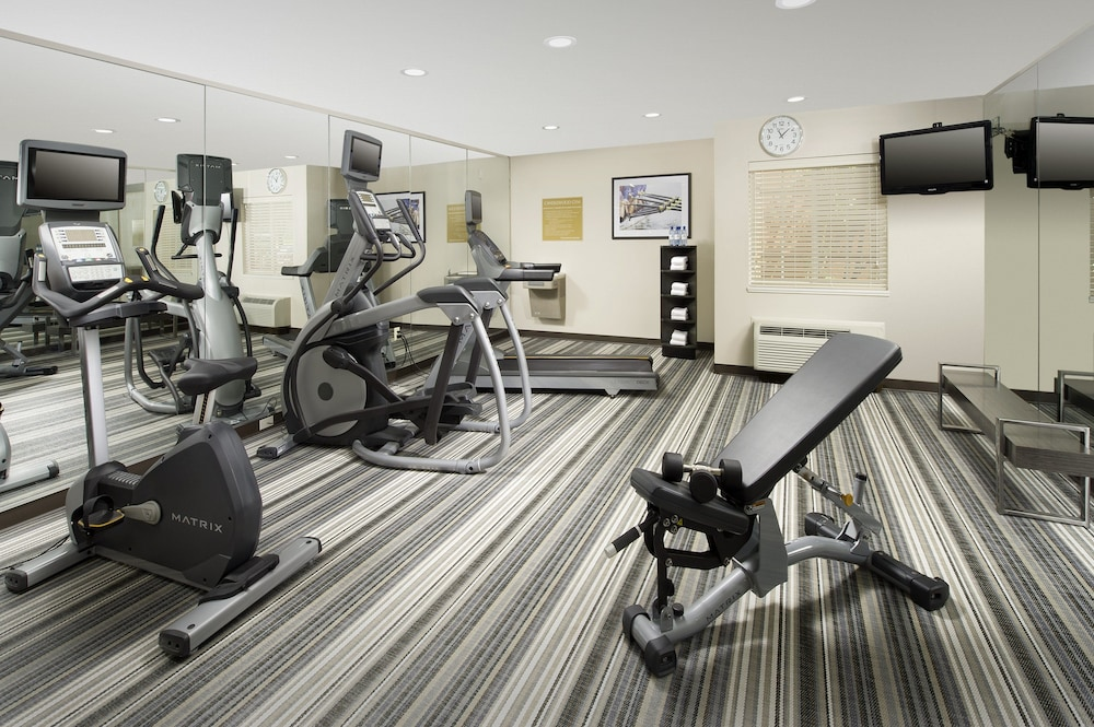 Fitness Facility, Candlewood Suites Richmond-South