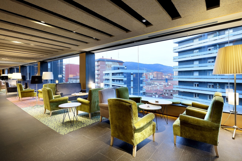 Lobby Lounge, Occidental Bilbao