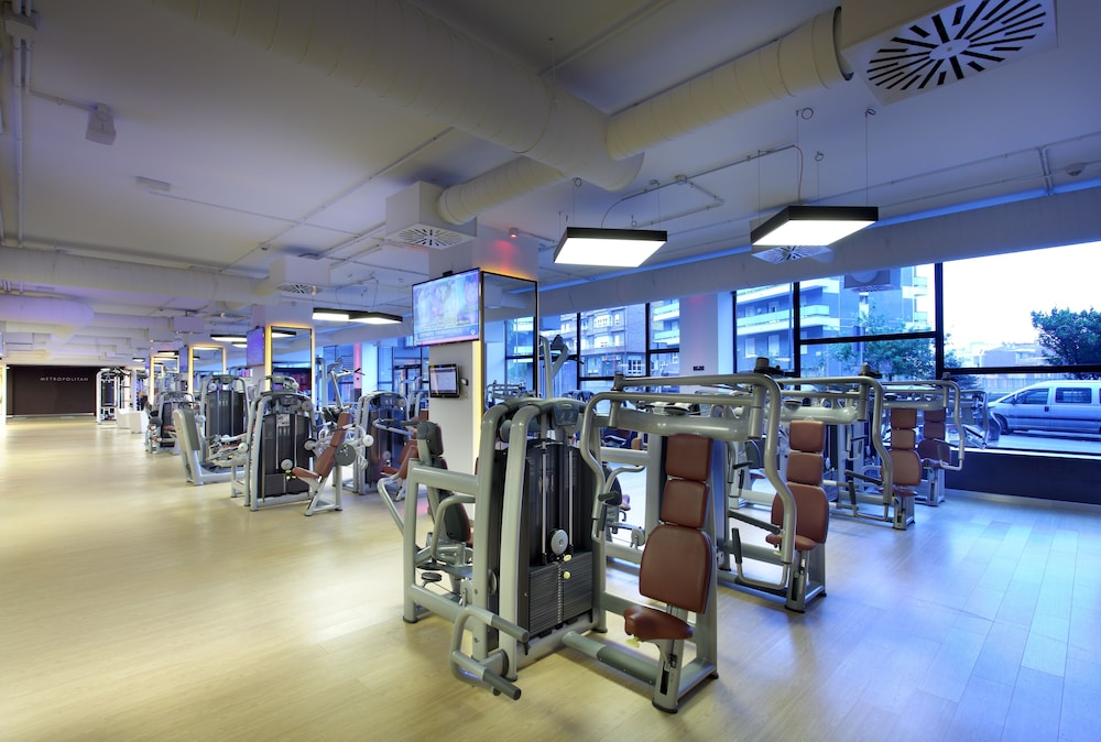 Fitness Facility, Occidental Bilbao