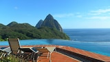 La Haut Resort - Soufriere Hotels