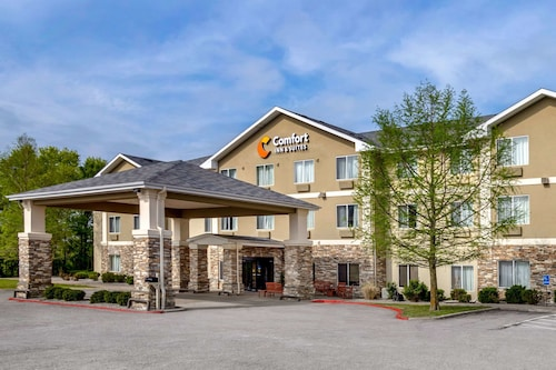 Comfort Inn and Suites Pittsburg