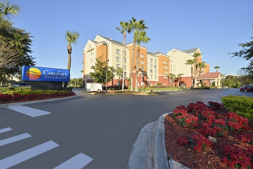 Great Place to stay Comfort Inn & Suites near Universal Orlando Resort near Orlando