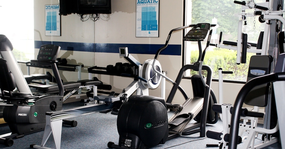 Fitness Facility, Seaport Inn & Marina
