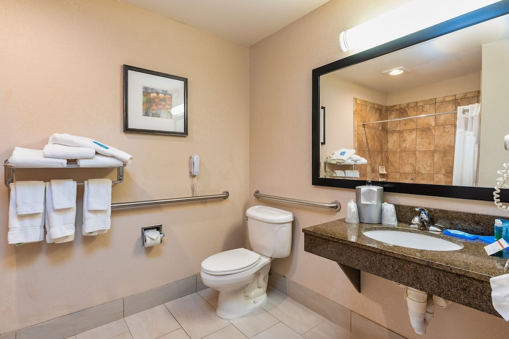Bathroom, Holiday Inn Express & Suites South Haven, an IHG Hotel