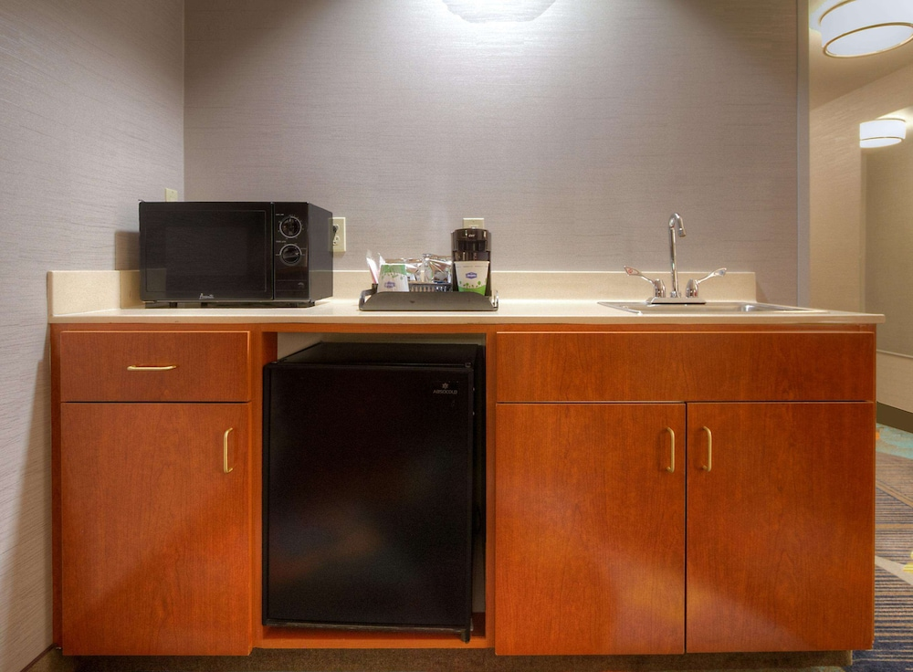 Private Kitchen, Hampton Inn Milpitas