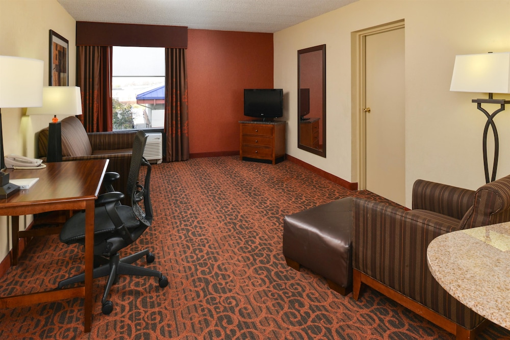 Room, Hampton Inn College Park
