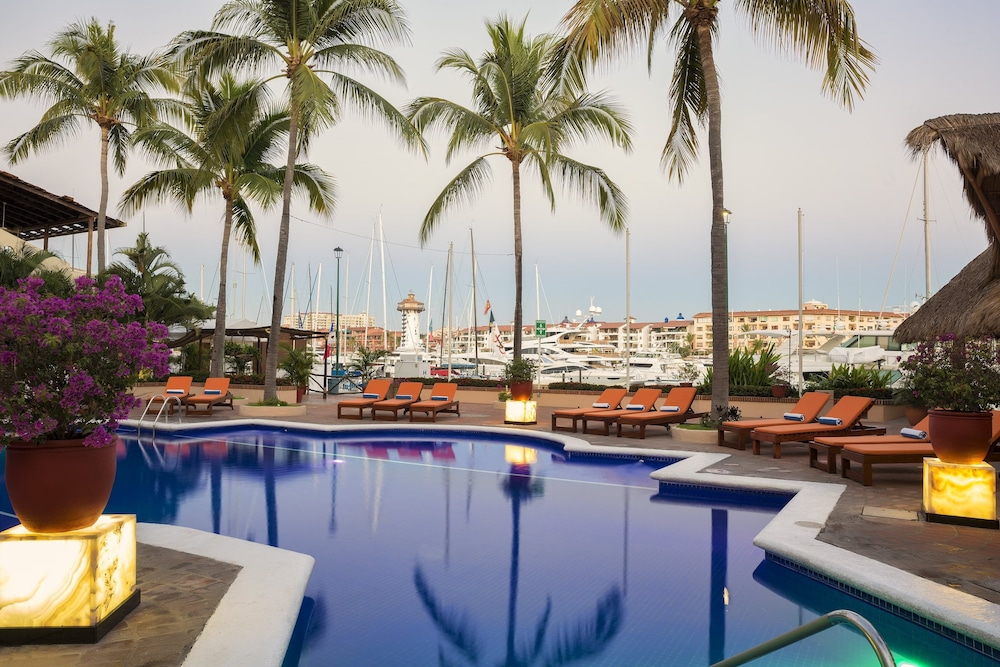 Land View from Property, Flamingo Vallarta Hotel & Marina