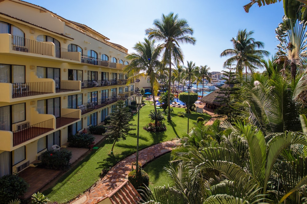 View from Property, Flamingo Vallarta Hotel & Marina