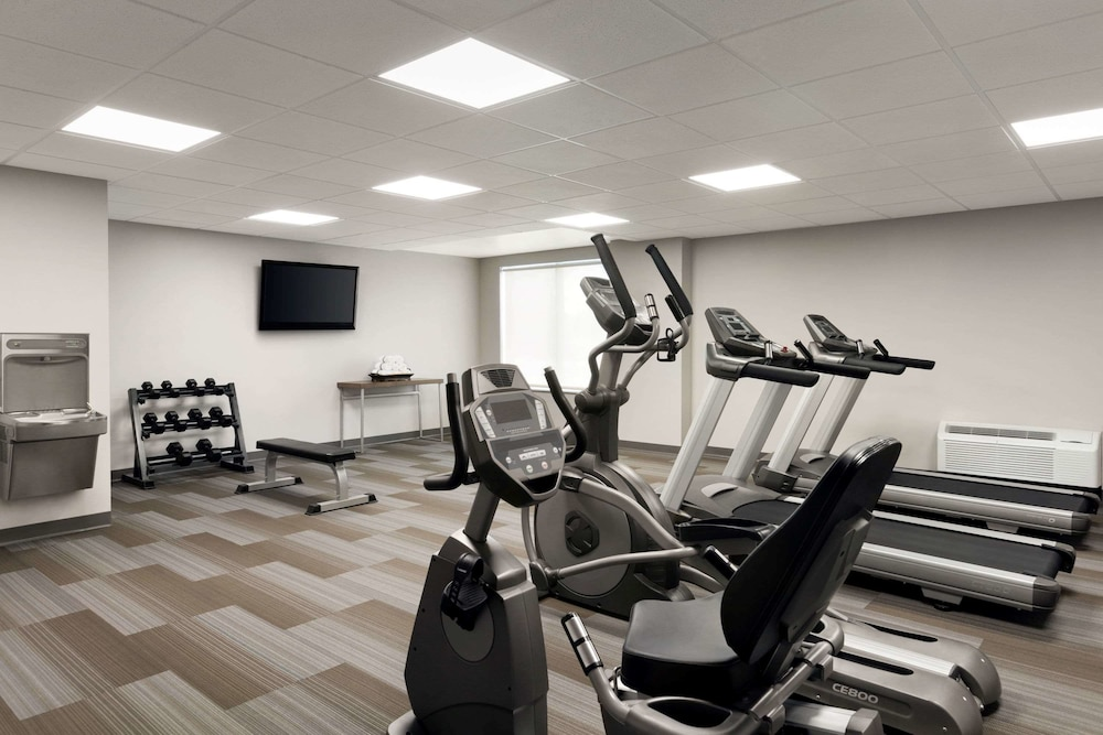 Fitness Facility, Wingate by Wyndham - Cincinnati - Blue Ash