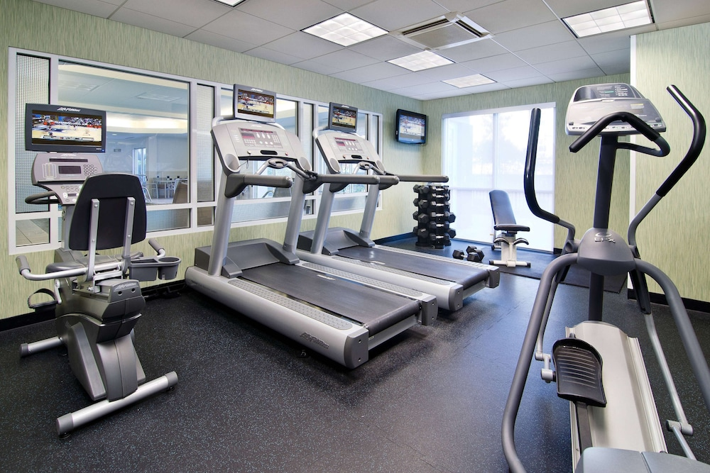 Fitness Facility, Sonesta Select Seattle Renton Suites